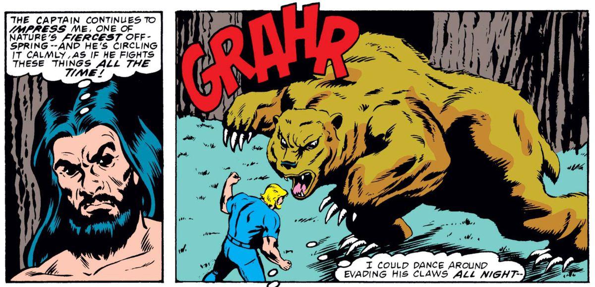 From Captain America #332 through #337, Marvel Comics (1987).