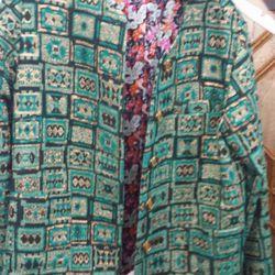 Short Jacket, $140 (medium)