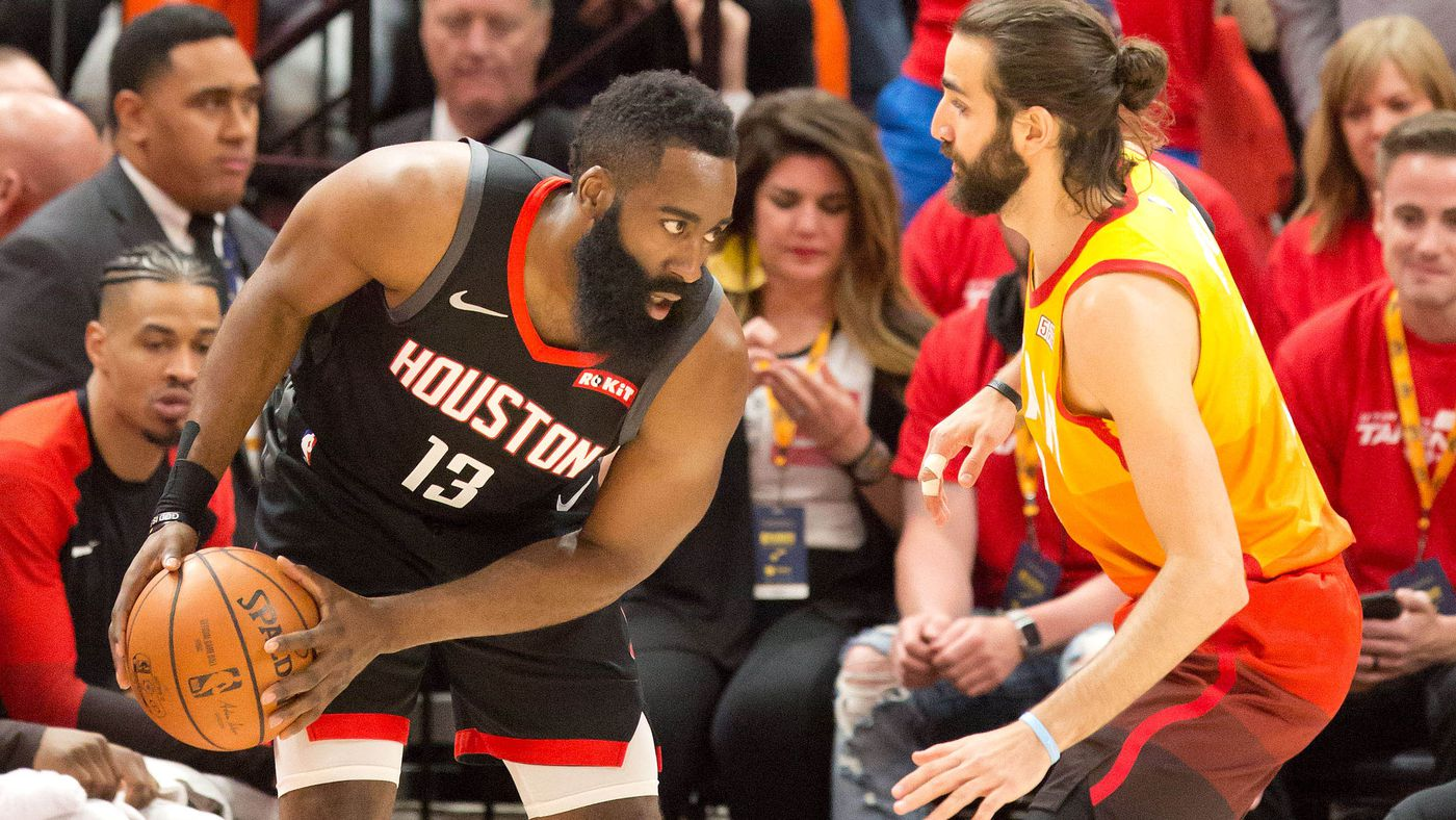 e7f699f8104a James Harden Gave the Jazz a Perfect Opportunity. Utah Squandered It.
