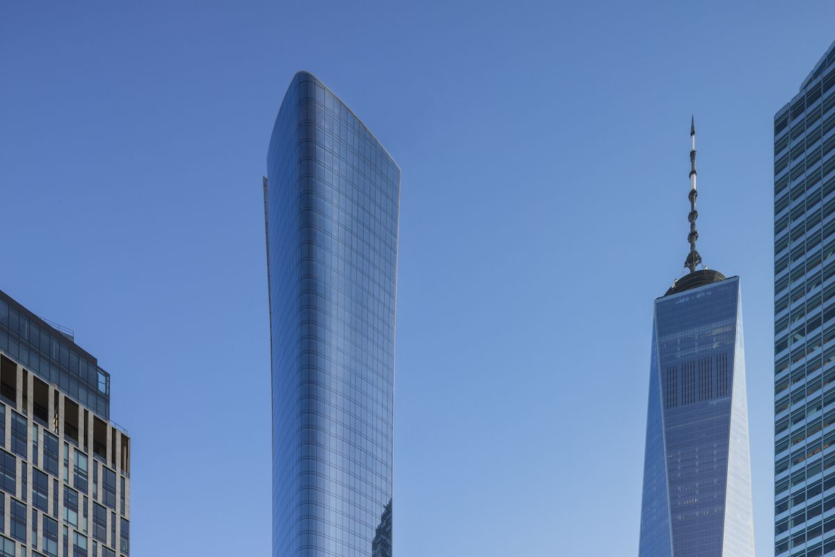 Fox Valley Vw >> Tribeca's 792-foot-tall 111 Murray is now complete - Curbed NY