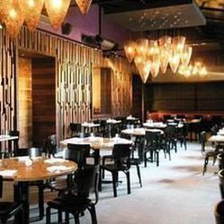 The high-end Japanese restaurant group, Nobu, has not yet opened a DC location.