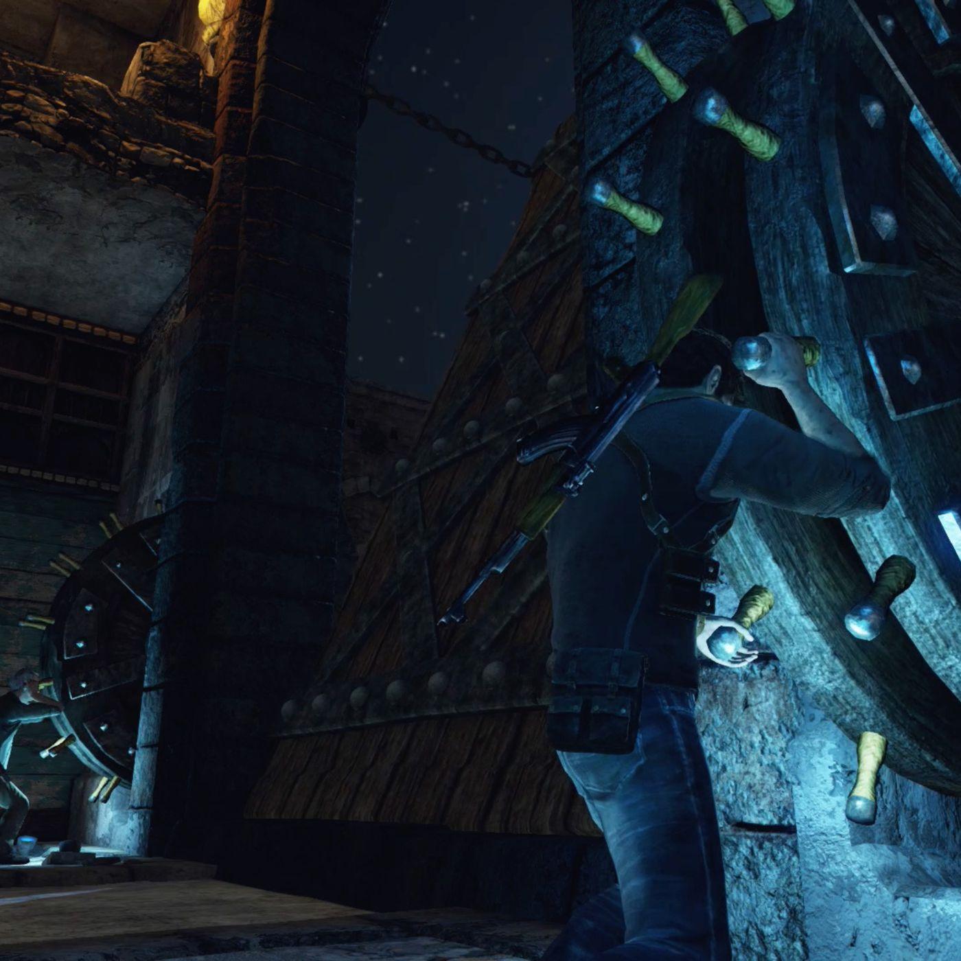 The Citadel Treasure Locations Uncharted 3 Drake S Deception