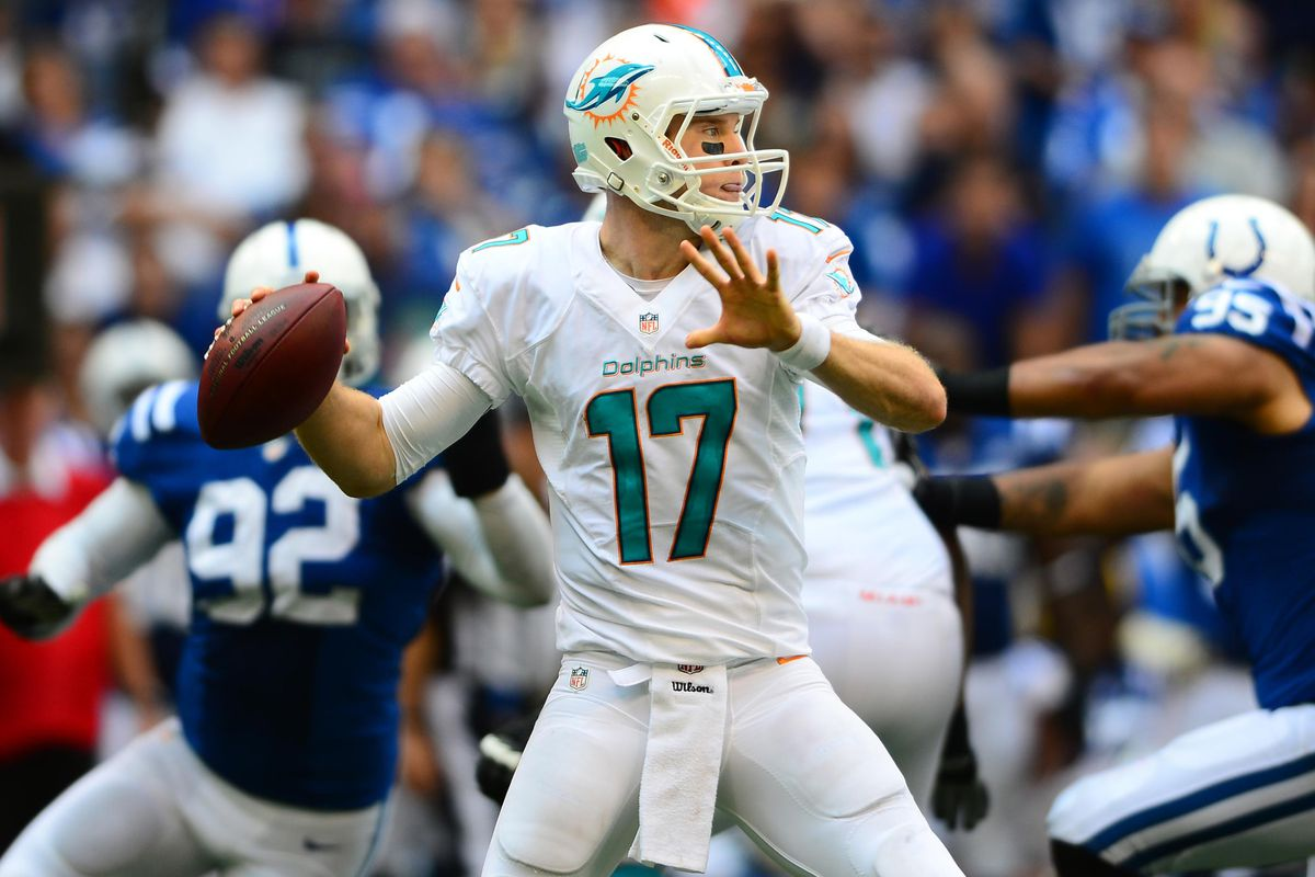 Regardless of what anyone says, this guy has A LOT to do with the Miami Dolphins' resurgence.