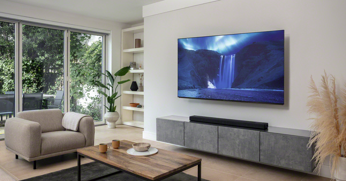 Sony's latest Dolby Atmos soundbar has a much more sensible price – The Verge