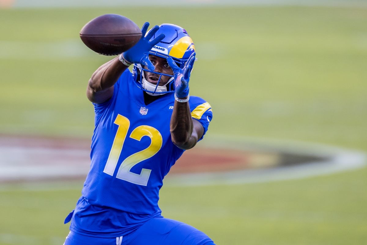 NFL: OCT 18 Rams at 49ers