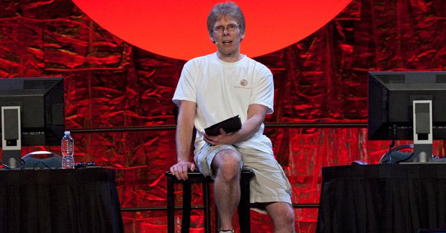 John Carmack stepping down as CTO of Oculus to work on AI