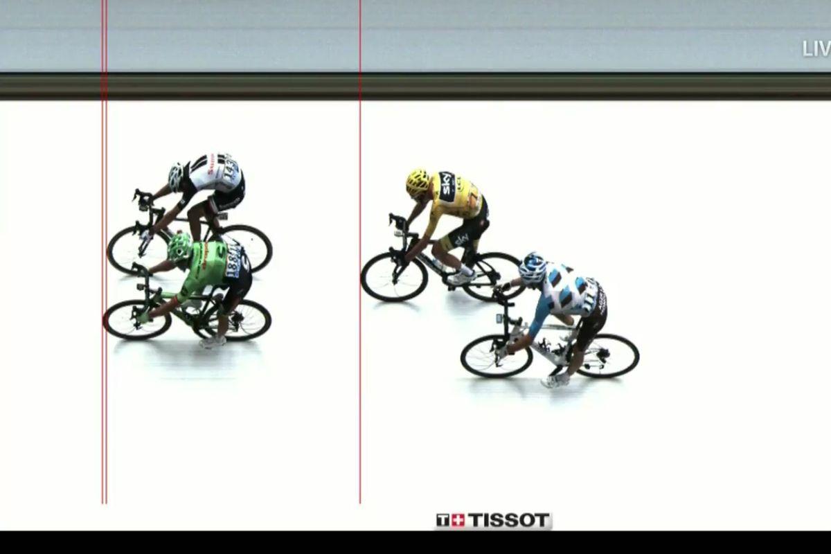 GRAPHIC IMAGES: Richie Porte seriously injured after horrific Tour de France crash