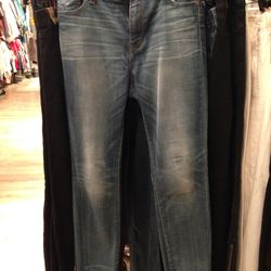 Jeans, $40