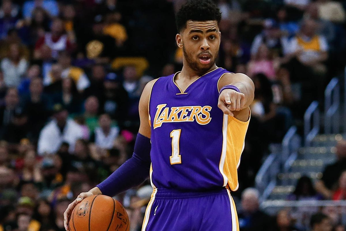 Yup: D'Angelo Russell is telling you to pick him tonight. Do it.