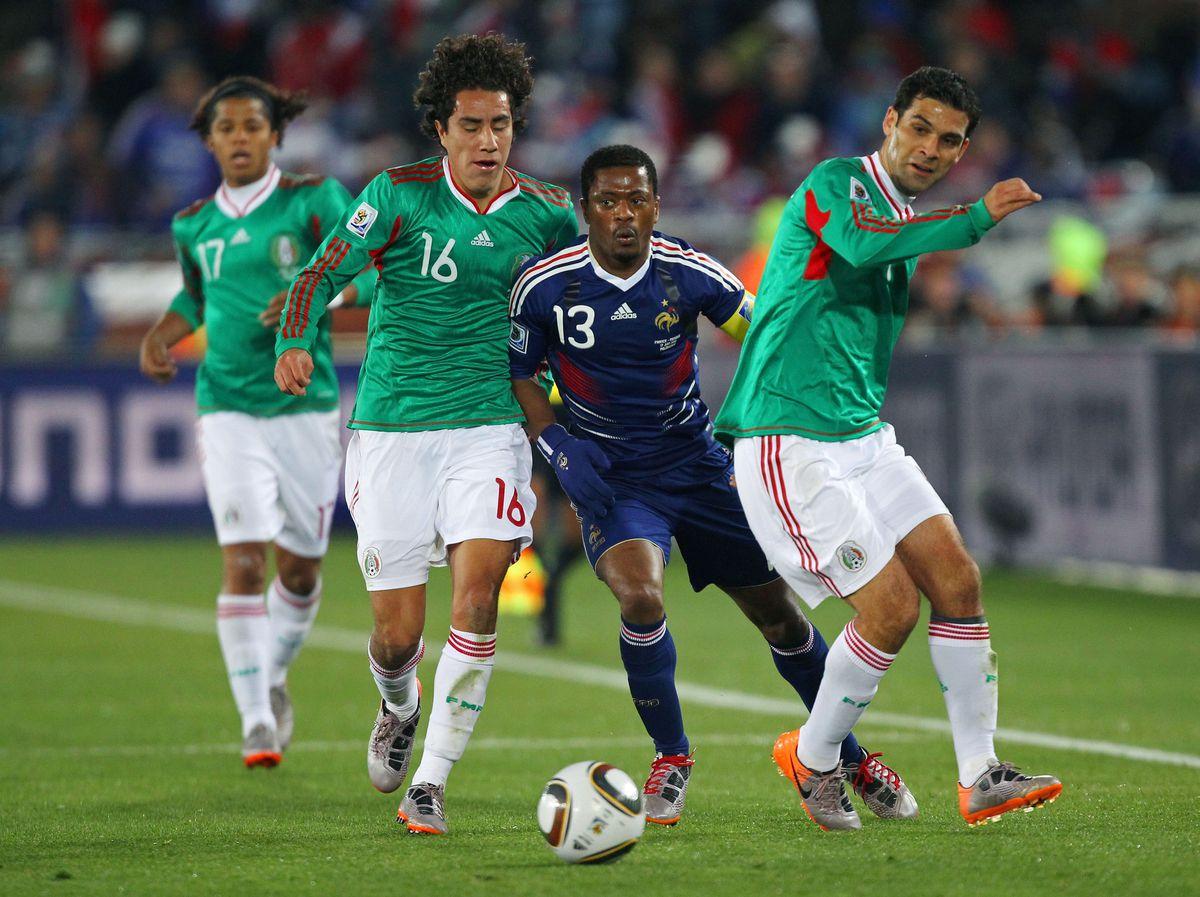 France v Mexico: Group A - 2010 FIFA World Cup