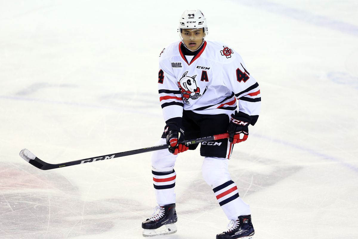 Akil Thomas  2018 NHL Draft Prospect Profile - All About The Jersey ad6ab28e6