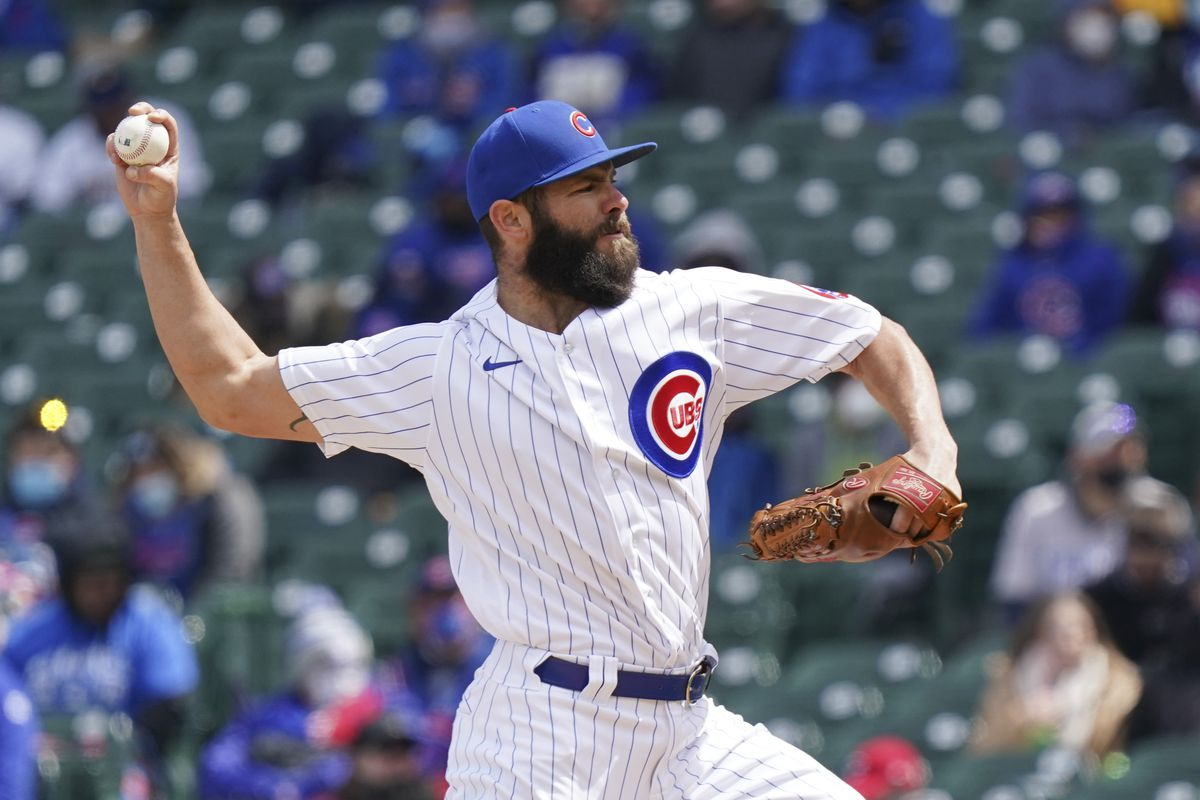 Cubs starting pitcher Jake Arrieta won't get a COVID-19 vaccine. He says the knowledge is still unsettled.