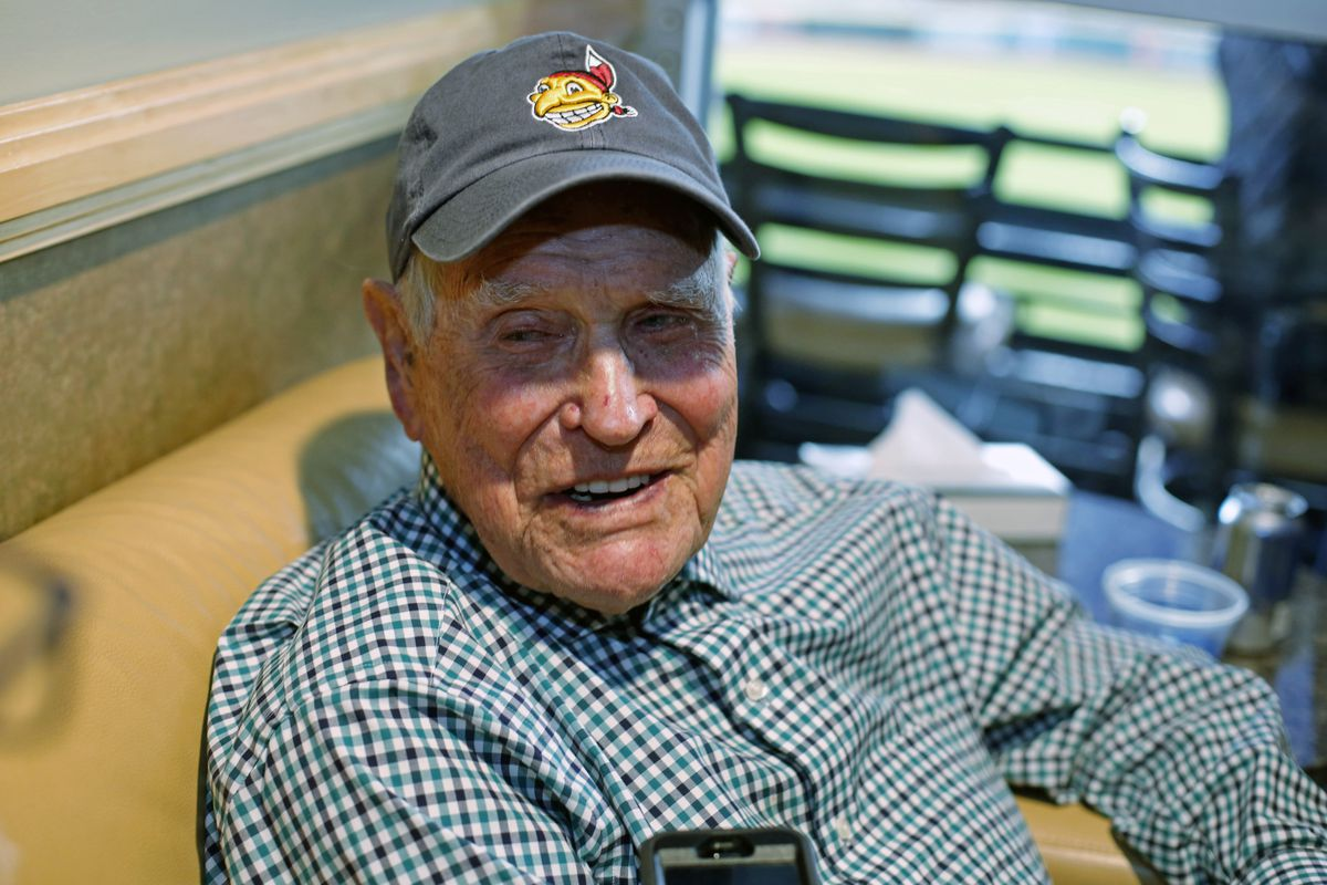 Former big leaguer and general manager Eddie Robinson, who was the oldest living former MLB player, has died at age 100. He was an All-Star twice while with the White Sox in the early 1950s.
