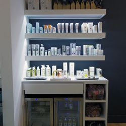 """In addition to restoring your visage, Face Haus will also help you replenish your skincare arsenal with luxe (and organic!) brands like rocket scientist-<a href=""""http://www.hylunia.com/why"""">developed</a> Hylunia, Suntegrity, Éminence, Dermalogica and more"""
