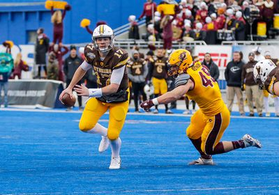 COLLEGE FOOTBALL: DEC 22 Famous Idaho Potato Bowl - Central Michigan v Wyoming