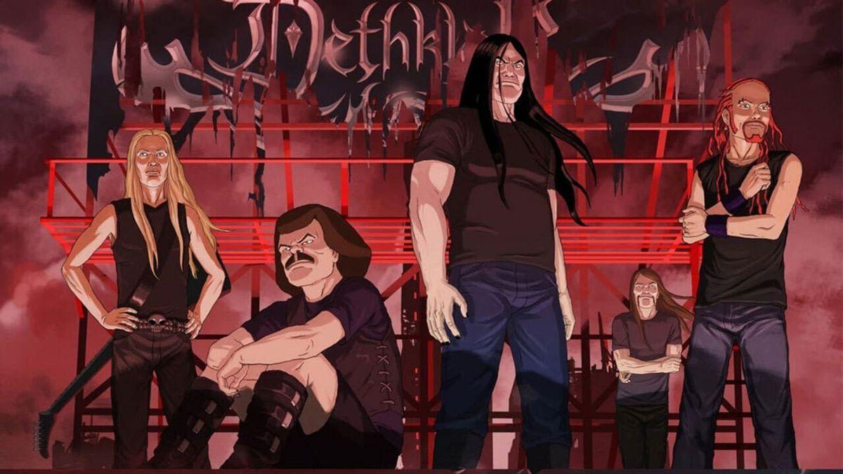 The members of Dethklok