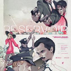 Reservoir Dogs: Volume 2 - The Bitches Collar by Chris B. Murray