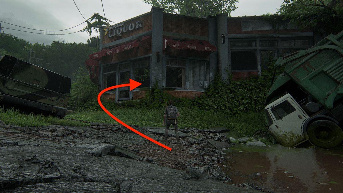 2020 06 23 14 57 12 GAME Screen Shot - The Last of Us Parte 2 - Dove trovare tutti i Manuali