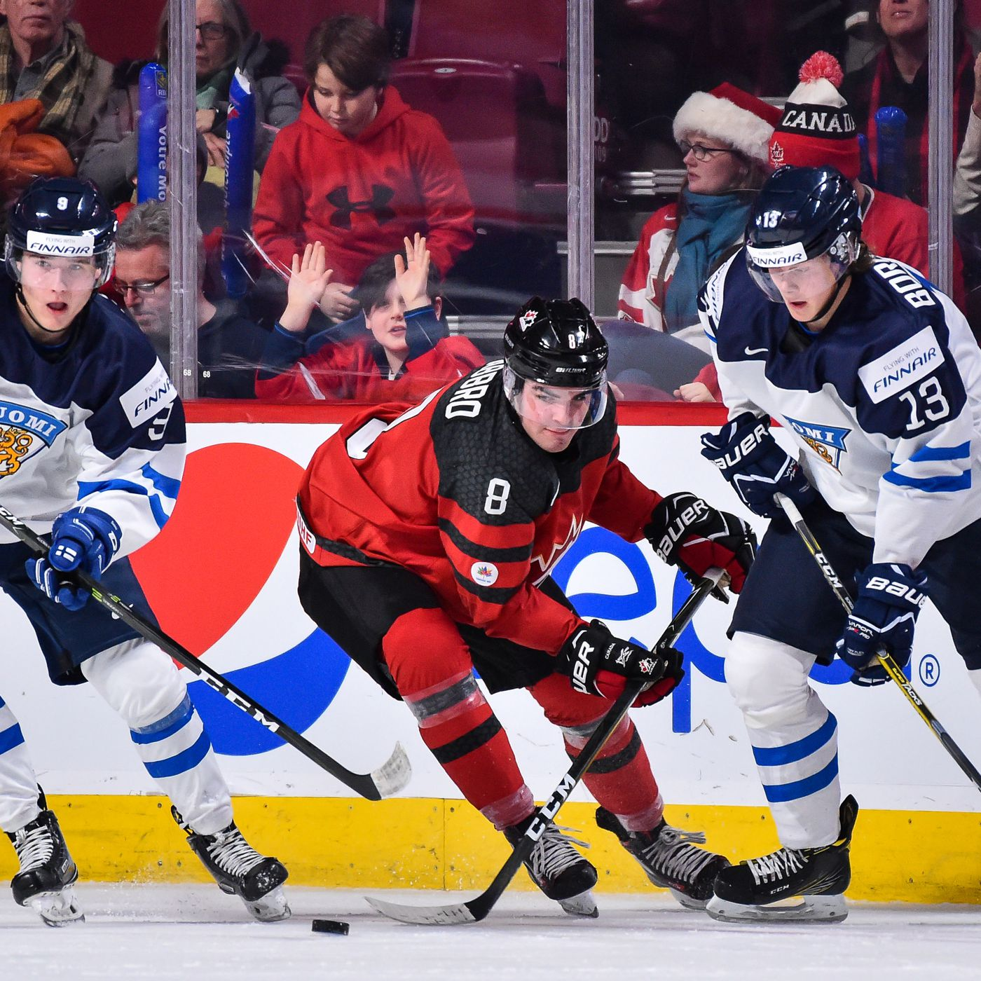 2020 World Juniors Sf 2 Canada Vs Finland Lineups Start Time Eyes On The Prize