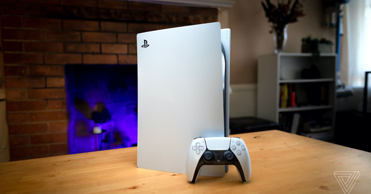 photo of The PS5 now has a YouTube TV app image