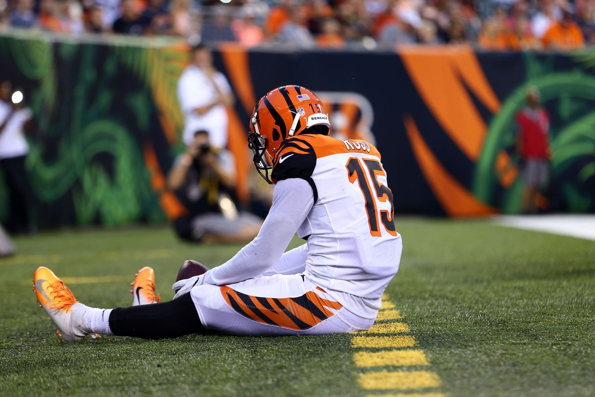 c4c813a5fdc4 NFL trade rumors: Bengals shopping John Ross 2 years after record ...