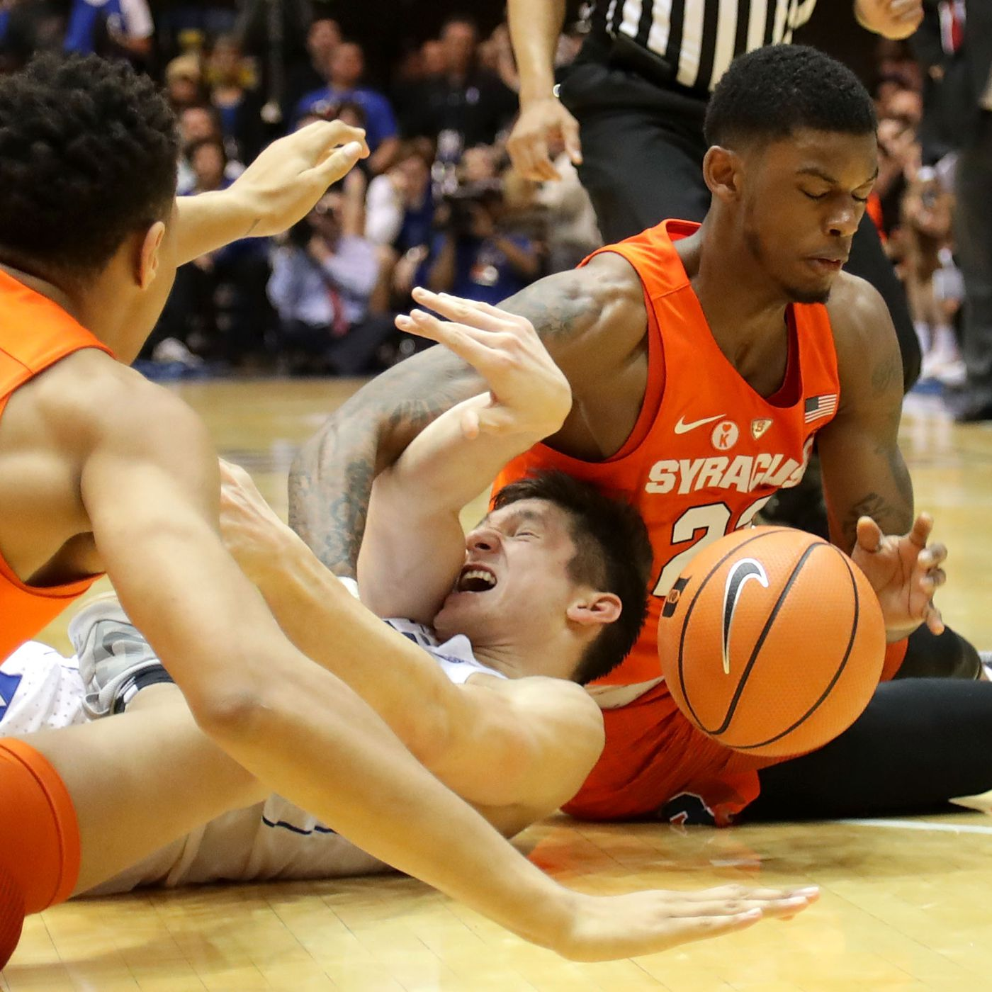 Ncaa Tournament 2018 How Will Duke Deal With The Syracuse Zone Duke Basketball Report
