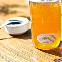 1 gallon black pepper honey per week