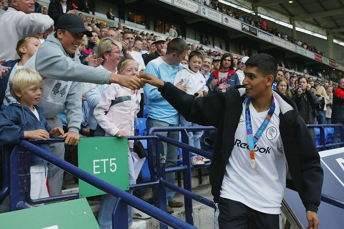 Amir Khan is rumoured to be part of the latest Bolton takeover bid