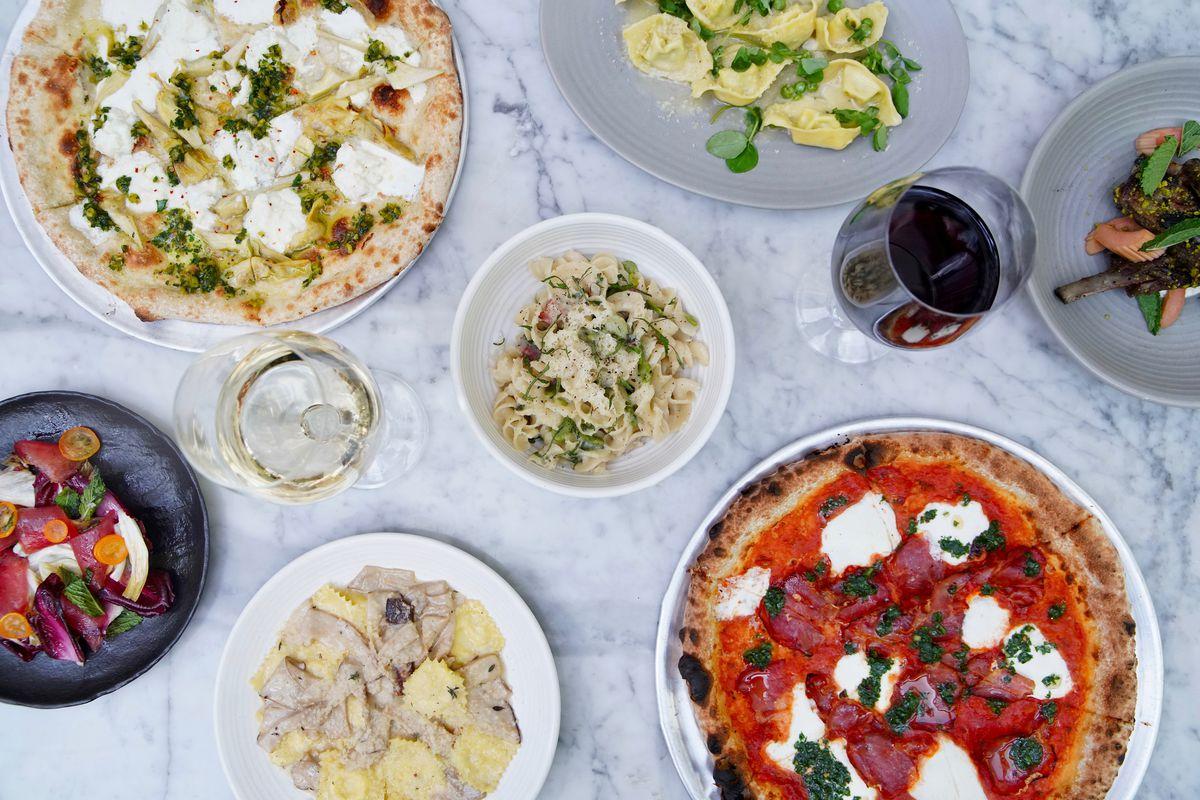 Philadelphia Restaurants Open Christmas Day 2020 Philadelphia Restaurants Open for Delivery and Takeout   Eater Philly