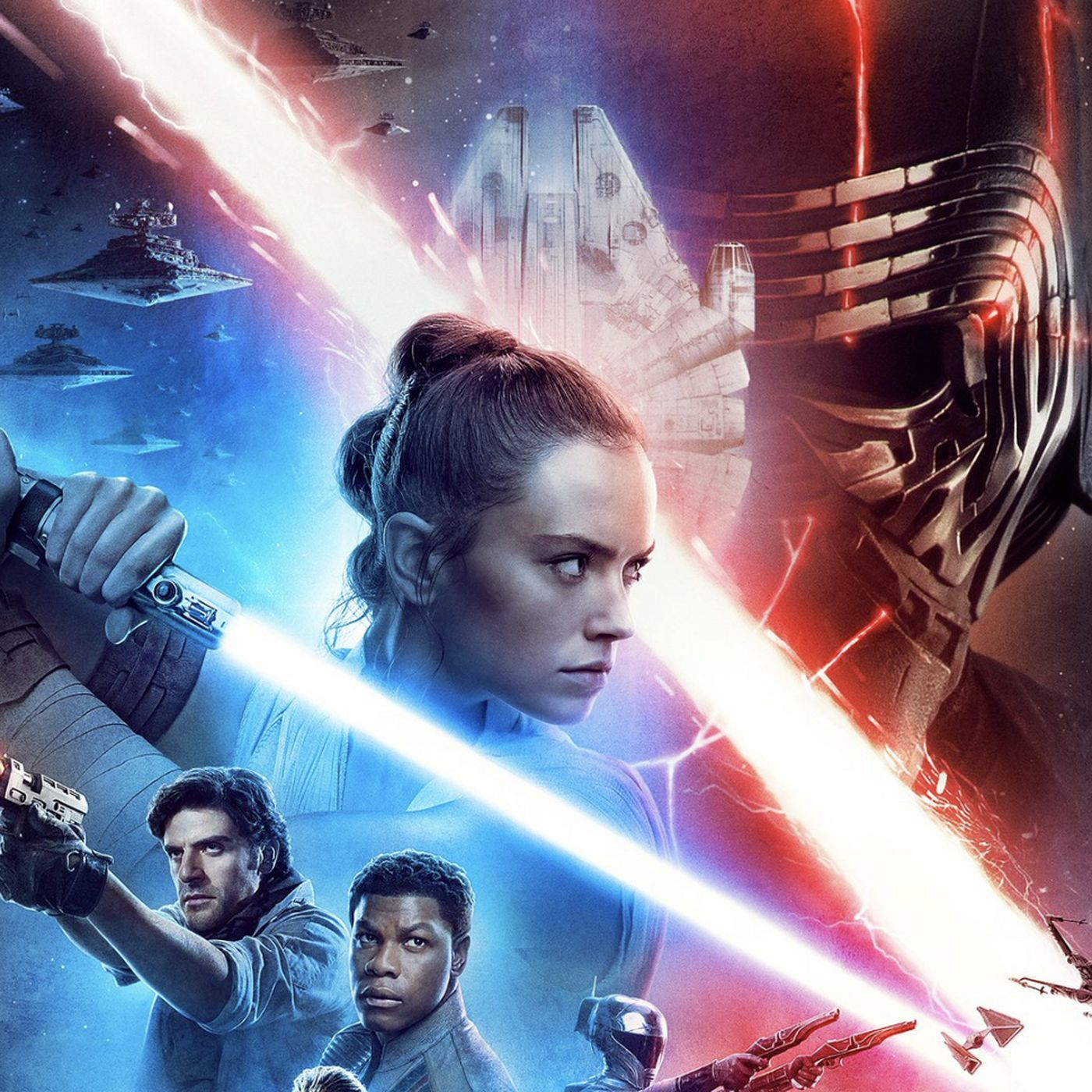 Here S The Official Star Wars The Rise Of Skywalker Movie Poster Deseret News