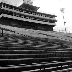 <strong>1961- South side of the FSU stadium</strong>