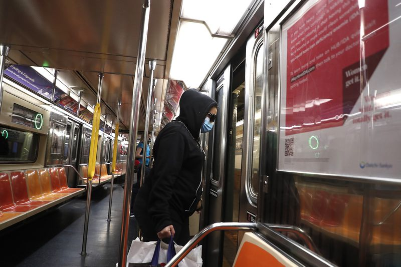New York City Public Transportation Sees An Increase In Ridership
