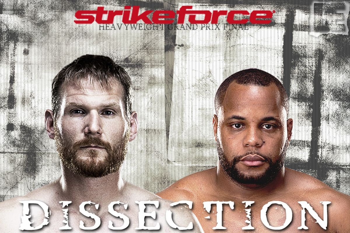 Strikeforce: Josh Barnett vs. Daniel Cormier Dissection ...