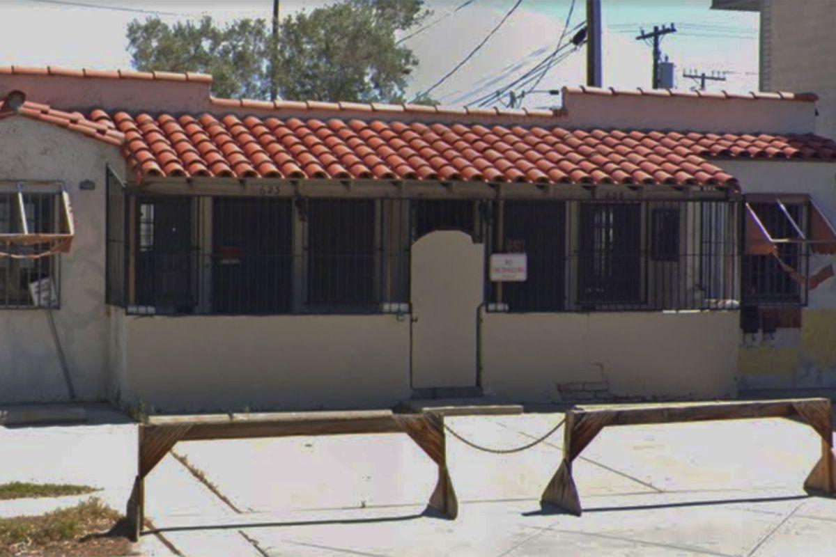 The future 4th Street home of Tijuana-themed tavern, Downtown Sanchez.