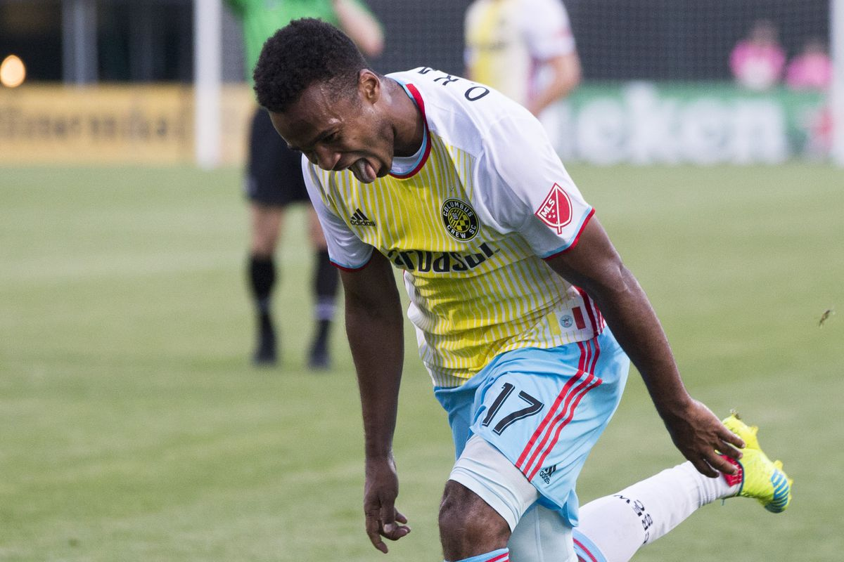Ola Kamara appears to be Plan A to replace Kei Kamara as Columbus Crew SC looks to regroup following the trade of its prolific striker.
