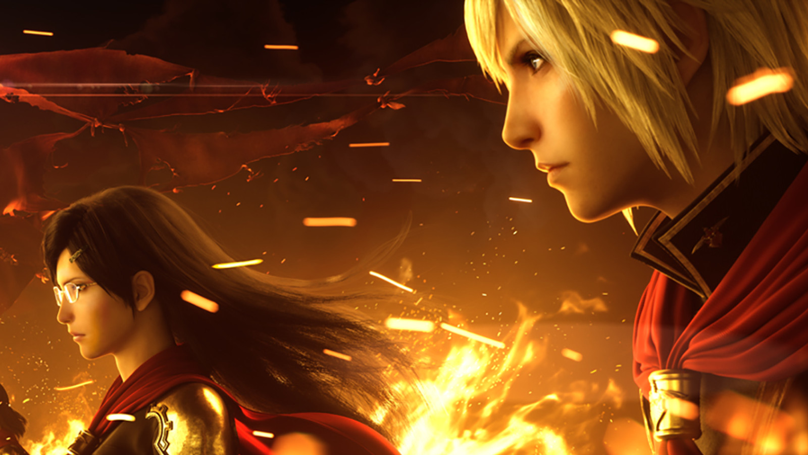 Final Fantasy Type 0 Hd Review Winds Of Change Polygon