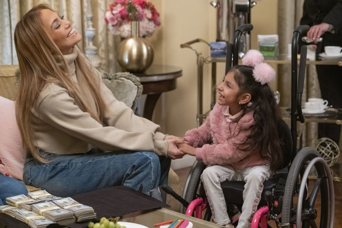 Executive Produced by Jennifer Lopez, this emotional and inspiring series features grateful public figures who kickstart a chain of kindness by gifting $100,000 to an unsuspecting individual who must pay it forward.
