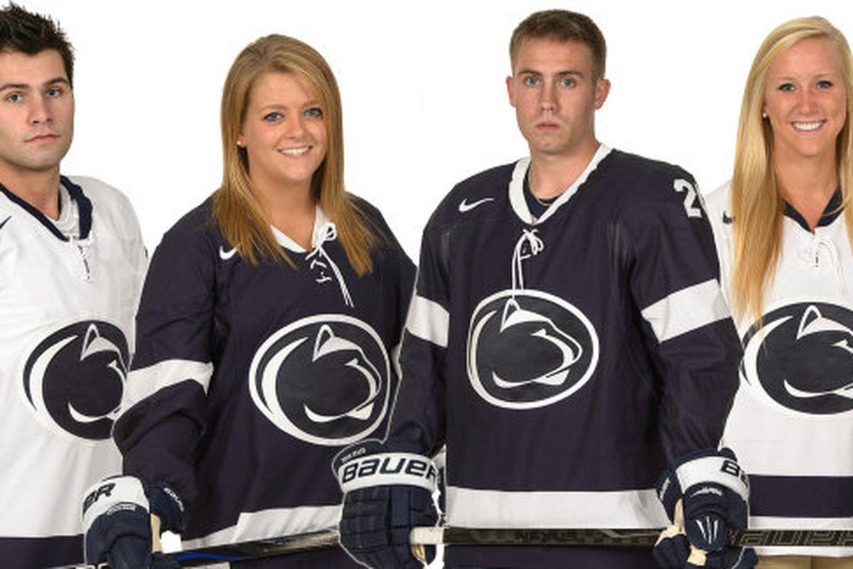 Penn State Hockey Unveils New Jerseys - Black Shoe Diaries 0a37f0c70