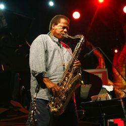 Jazz saxophonist Wayne Shorter | AP file photo