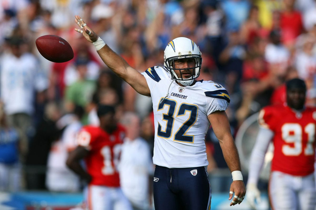 Revisiting Eric Weddle s Contract Bolts From The Blue