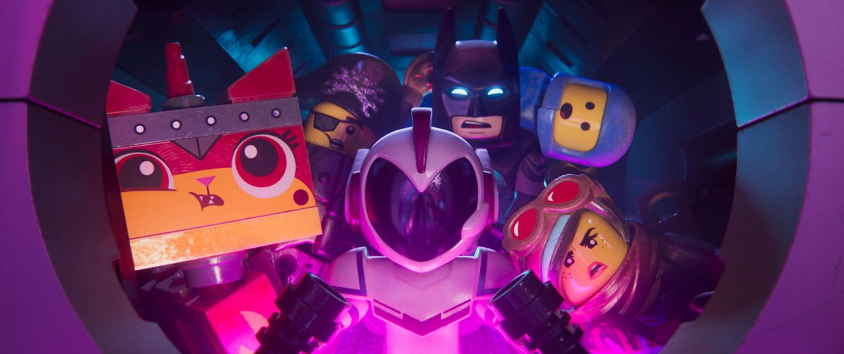 the lego movie 2: the next part
