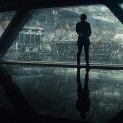 Star Wars: The Last Jedi  Kylo Ren (Adam Driver)  Photo: Lucasfilm Ltd.   © 2017 Lucasfilm Ltd. All Rights Reserved.