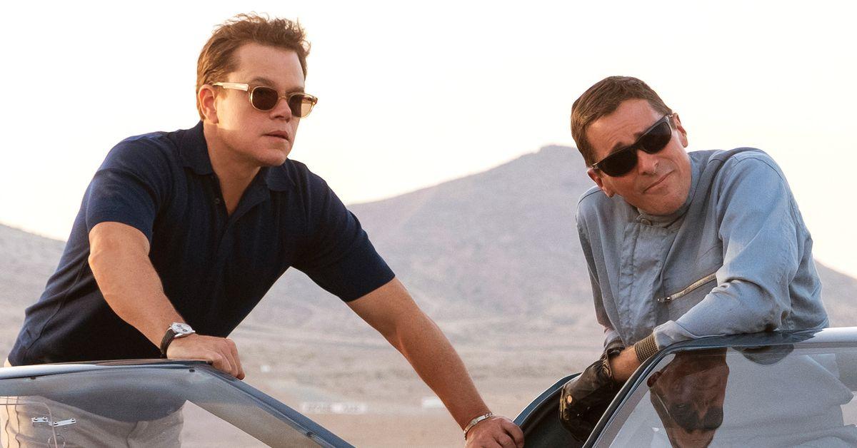Top Five Matt Damon Movies and James Mangold on 'Ford v Ferrari' - The Ringer