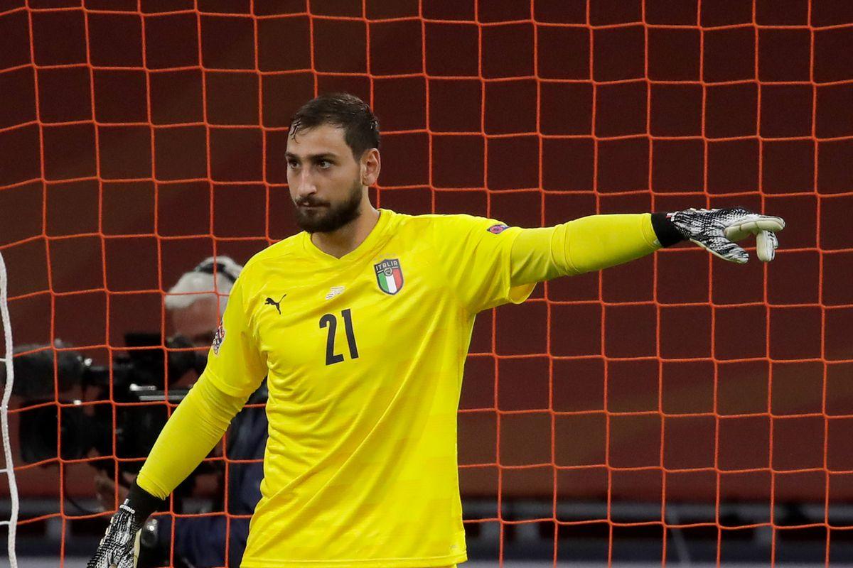 Holland v Italy -UEFA Nations league