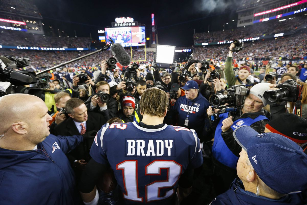 e6ee351e778 The NFL playoffs redeemed a season and reminded us why we love this game
