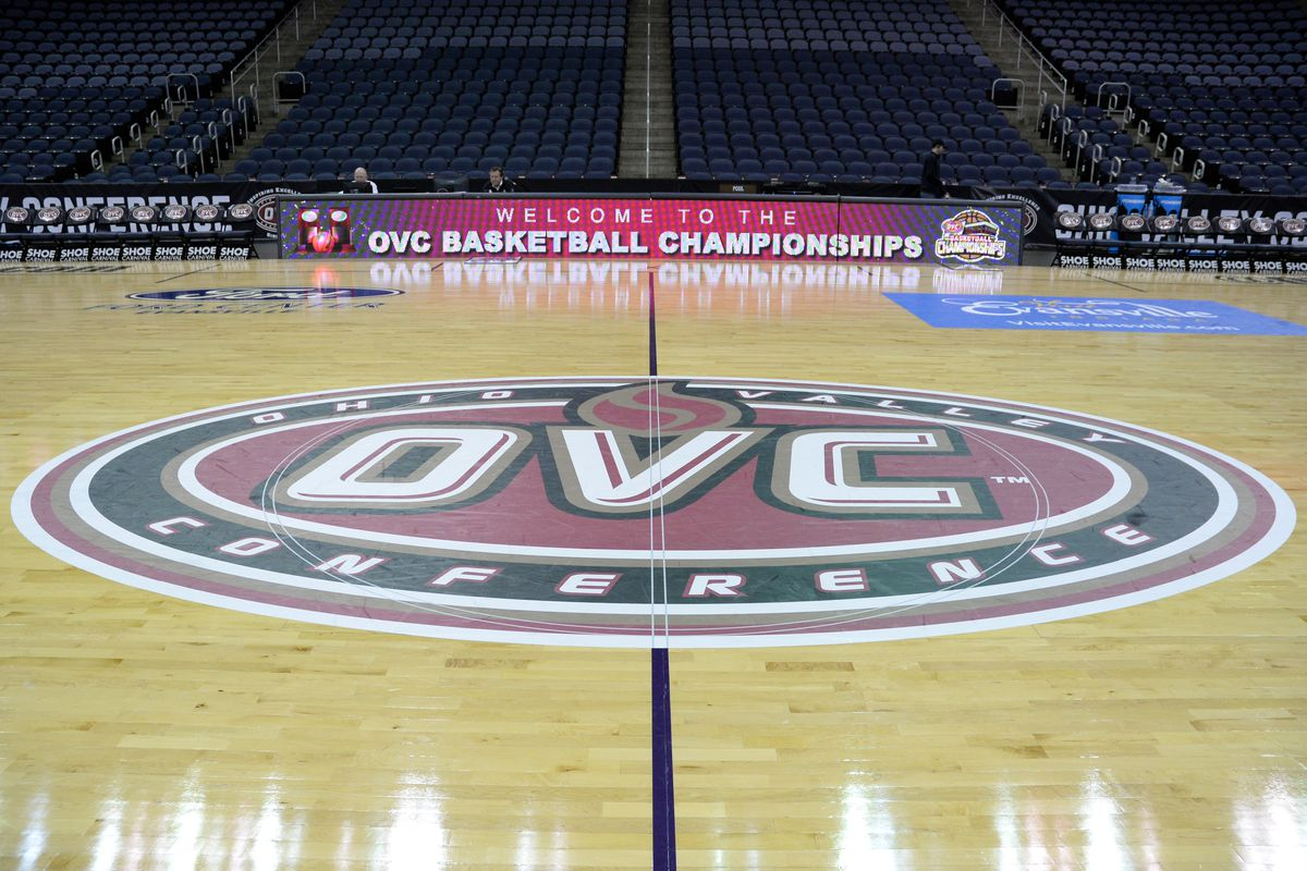 COLLEGE BASKETBALL: MAR 09 Ohio Valley Conference Tournament - Team v Team