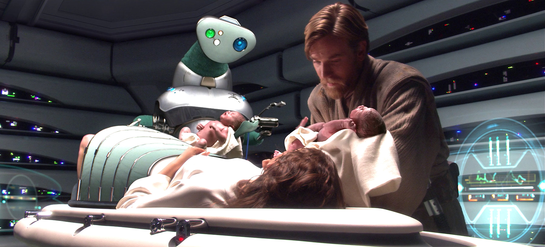 Midwife droid