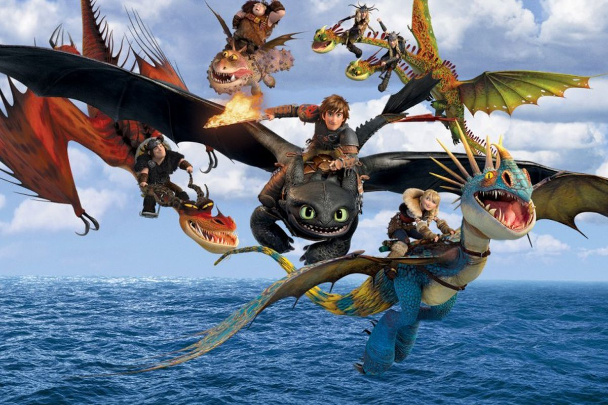 Blending 'How to Train Your Dragon' with traffic data to ...