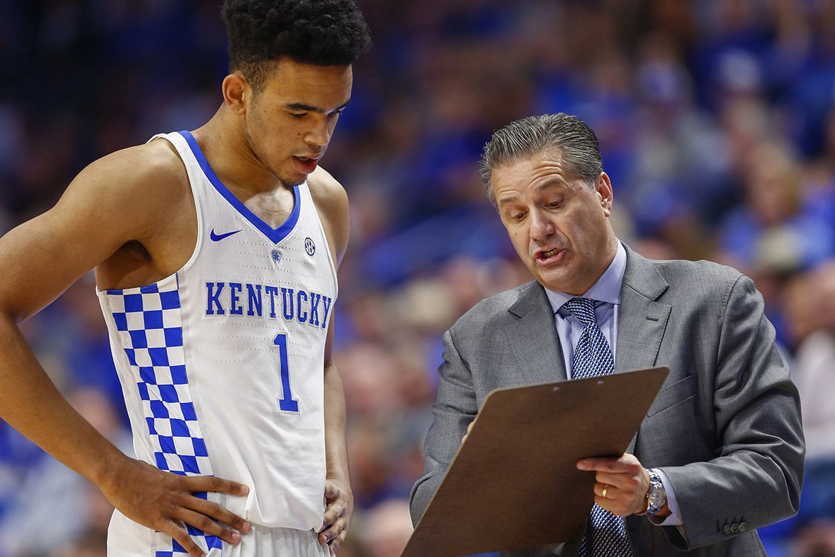 ae71a52b8dc John Calipari s Kentucky Teams Are Loaded — and It s a Scouting ...