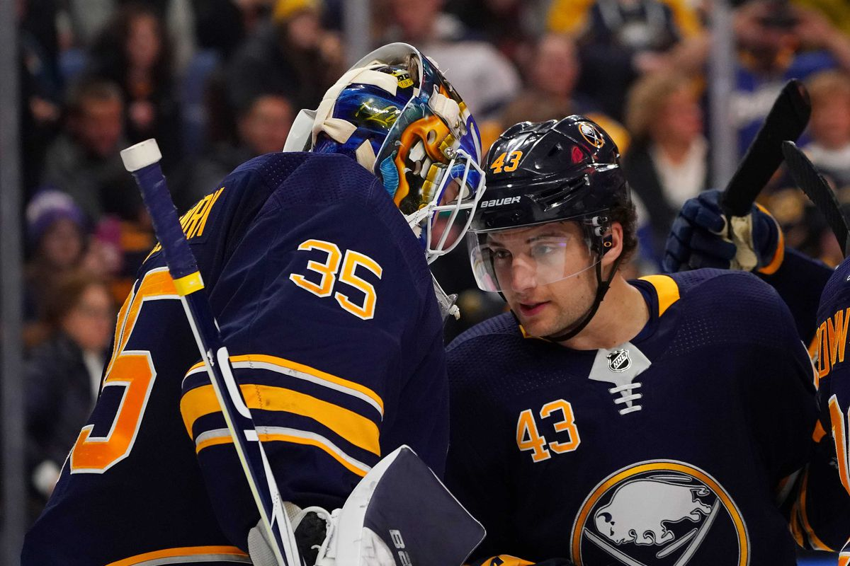 Recap: Buffalo Sabres get the win in a tight game against ...